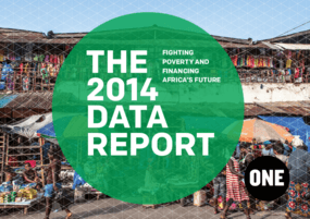 2014 DATA Report: Fighting Poverty and Financing Africa's Future (Executive Summary)