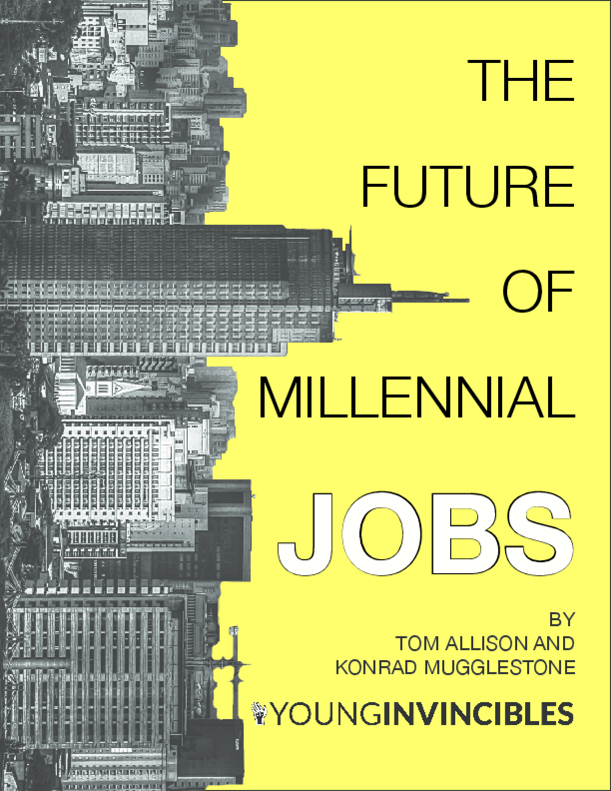 The Future of Millennial Jobs