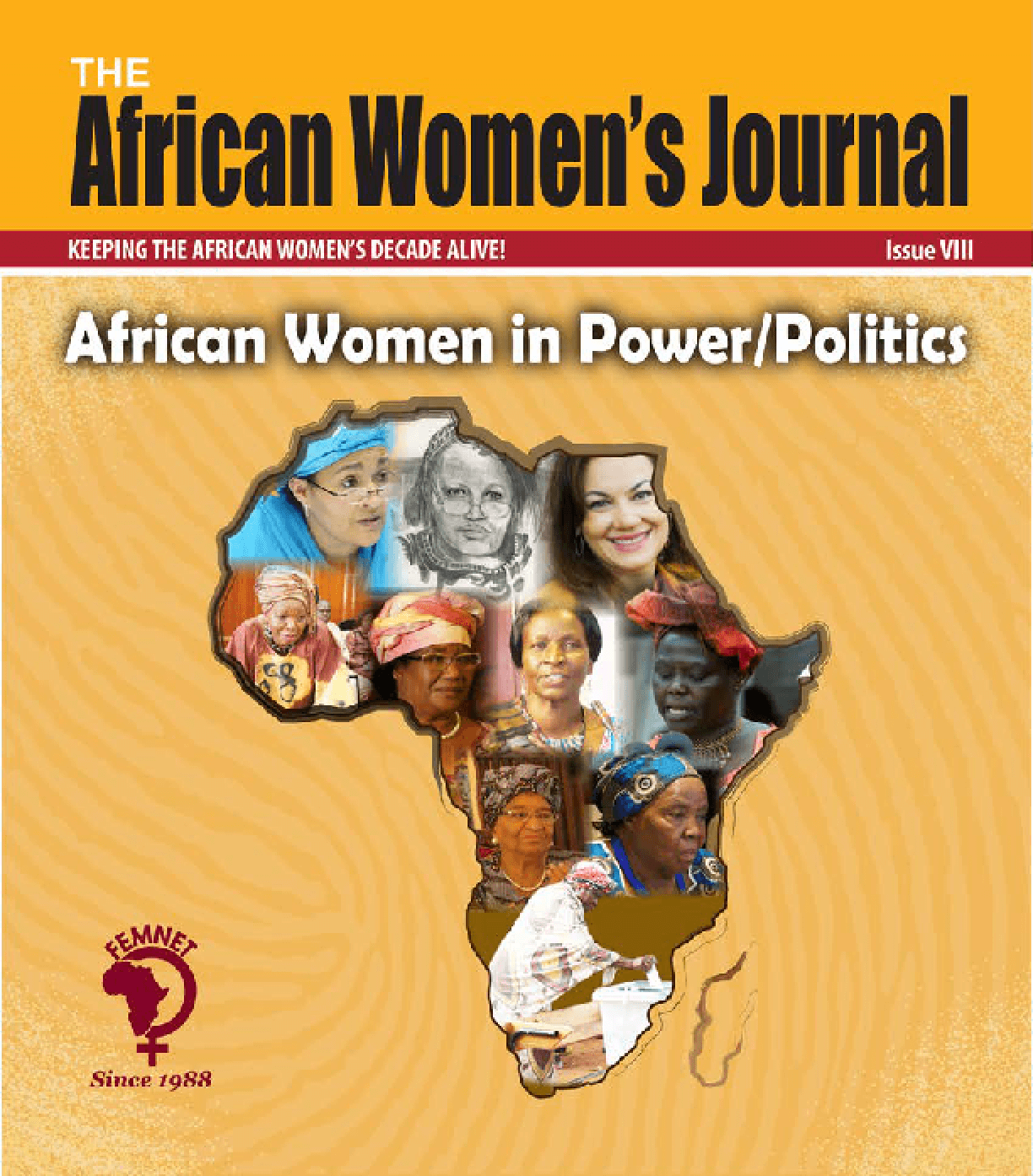 African Women's Journal: African Women in Power/Politics