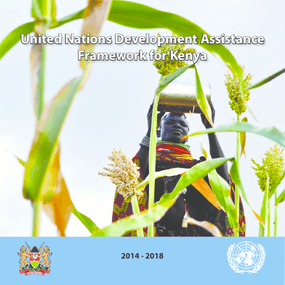 United Nations Development Assistance Framework for Kenya