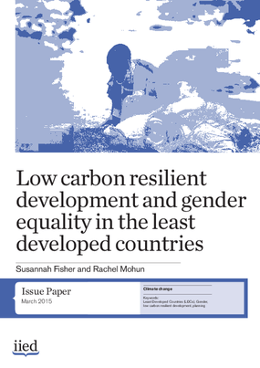 Low Carbon Resilient Development and Gender Equality in the Least Developed Countries