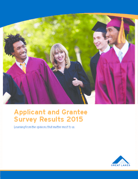 Applicant and Grantee Survey Results 2015