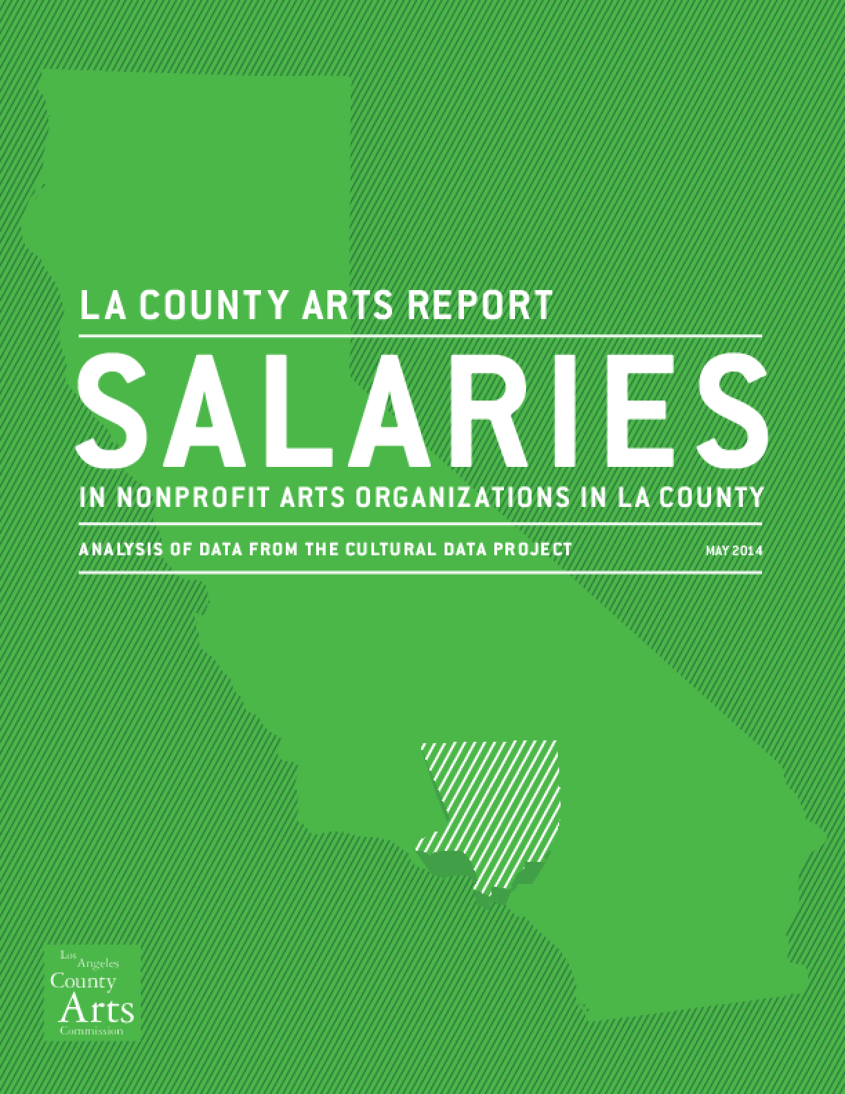 Salaries in Nonprofit Arts Organizations in LA County