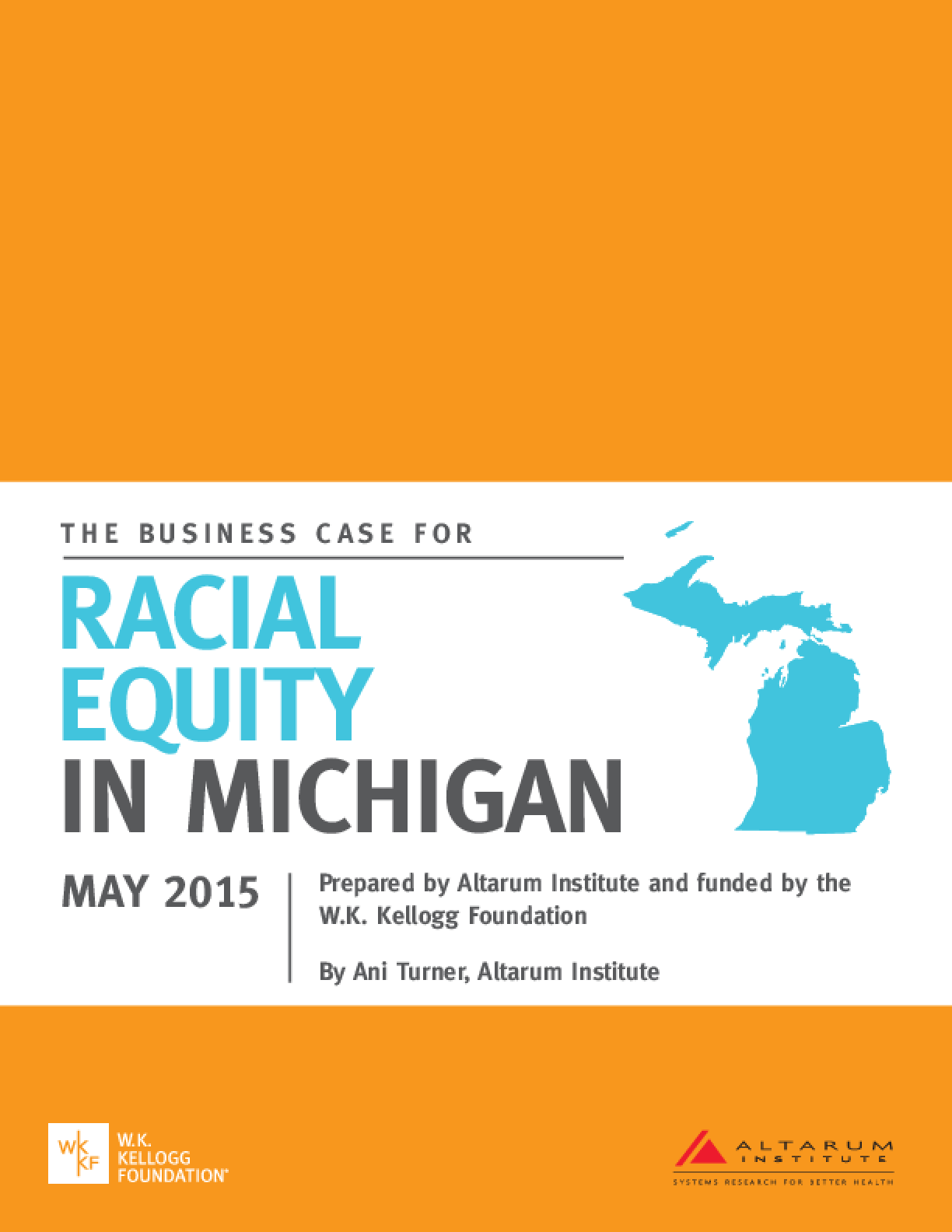 The Business Case for Racial Equity in Michigan