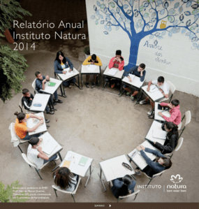 Relatório Anual do Instituto Natura -- 2014