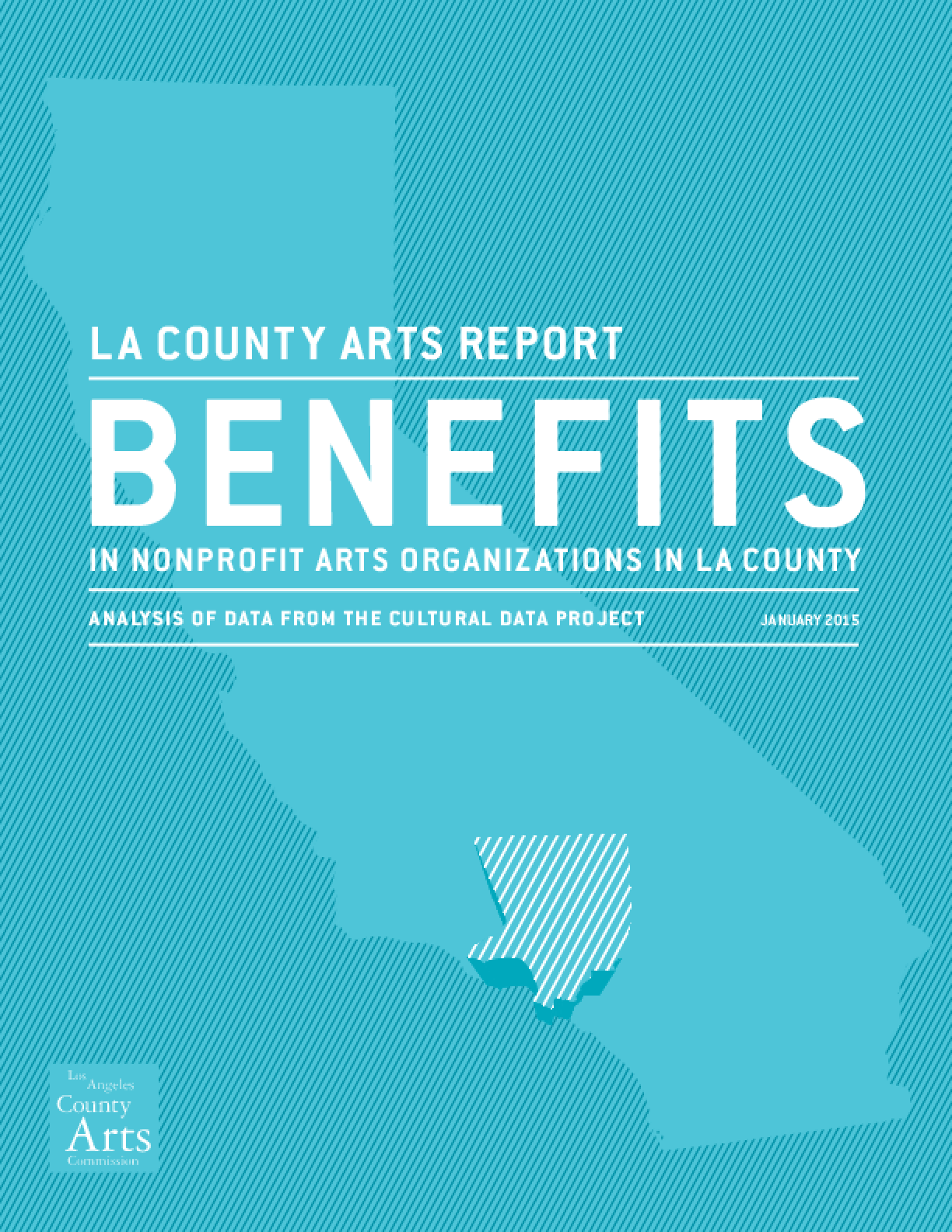 Benefits in Arts Nonprofit Organizations in LA County