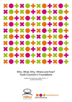 Who, What, Why, Where and How? - Youth Councils in Foundations