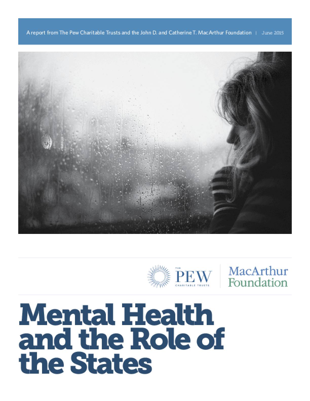 Mental Health And The Role Of The States