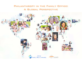 Philanthropy in the Family Office: A Global Perspective
