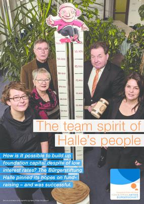 The team Spirit of Halle's Team