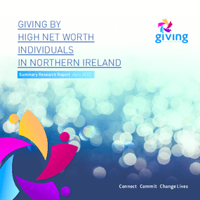 Giving By High Net Worth Individuals In Northern Ireland