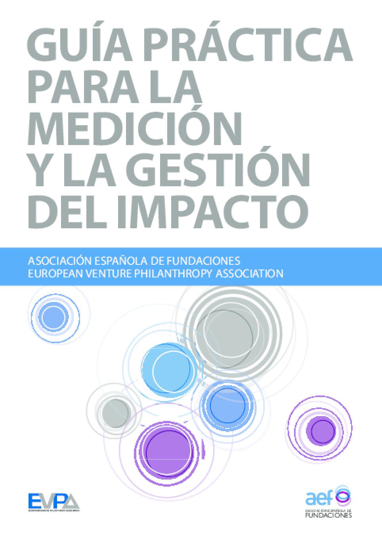 Guia Práctica para la Medición y la Gestión del Impacto