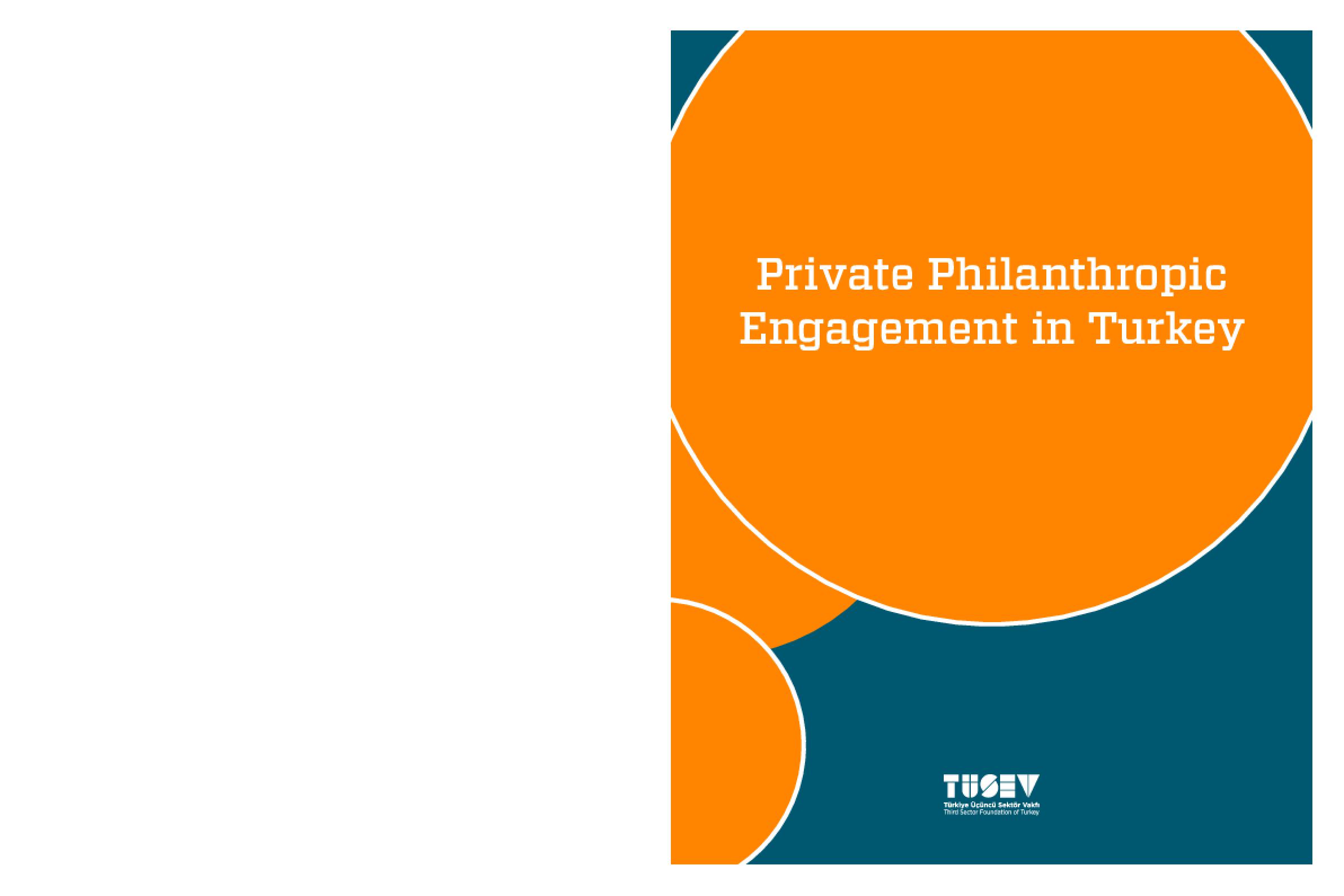 Private Philanthropic Engagement in Turkey