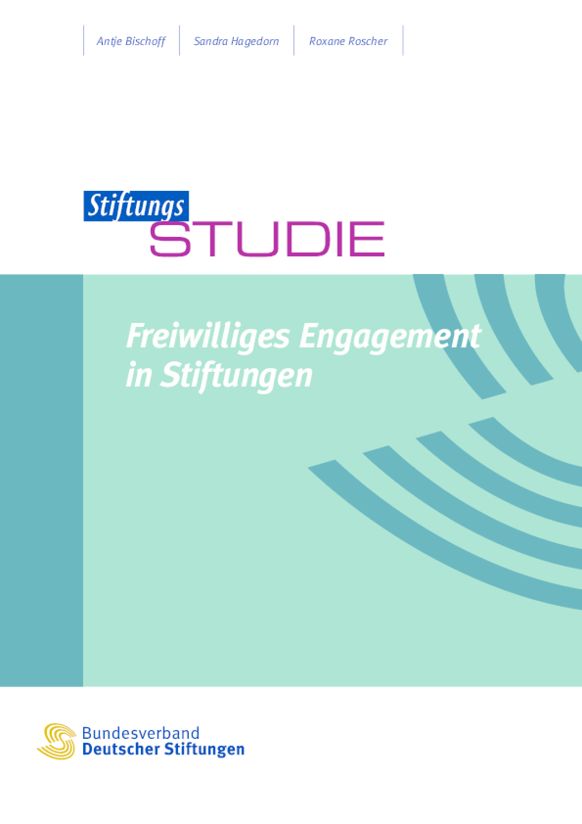 Freiwilliges Engagement in Stiftungen