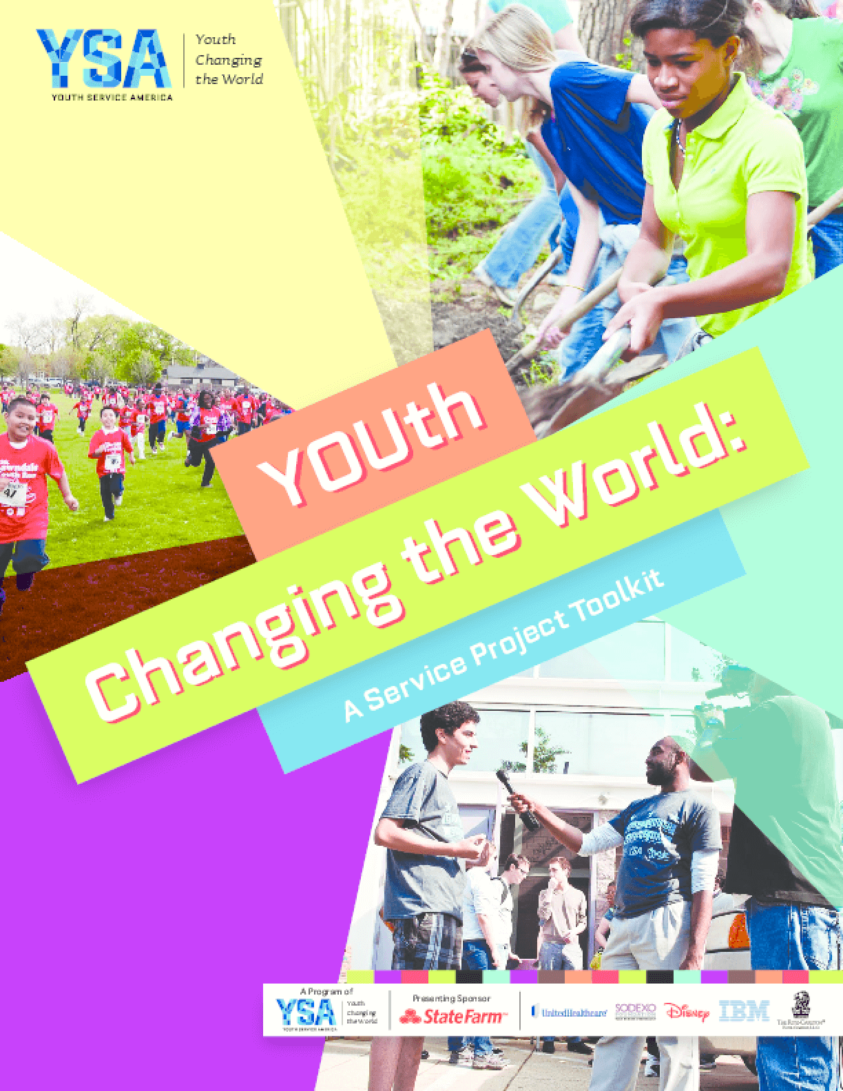 Youth Changing the World: A Service Project Toolkit