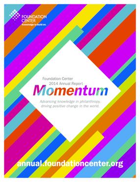 2014 Annual Report: Momentum
