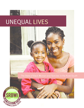 Unequal Lives: The State of Black Women and Families in the Rural South