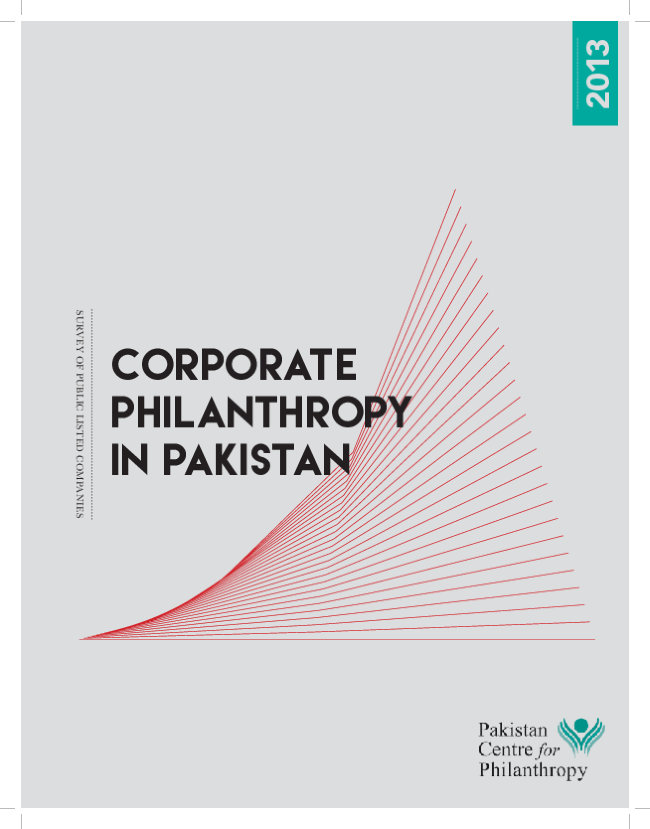 Corporate Philanthropy in Pakistan: Survey of Public Listed Companies (2013)