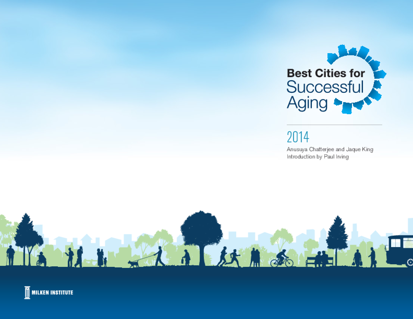 Best Cities for Successful Aging: 2014