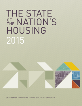The State of the Nation's Housing 2015