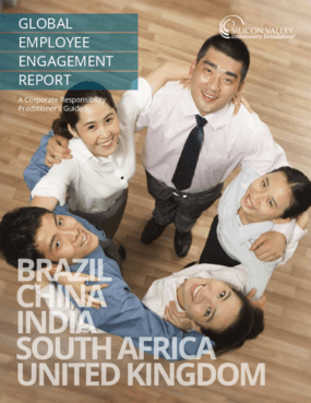 Global Employee Engagement Report: A Corporate Responsibility Practitioner's Guide