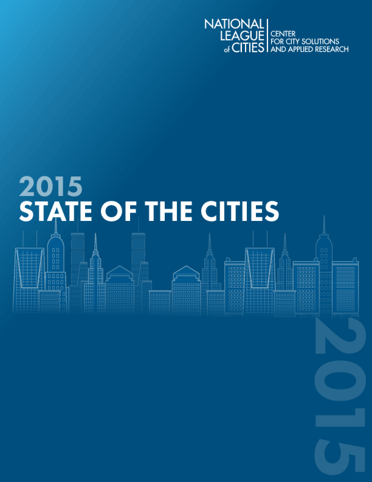 2015 State of the Cities