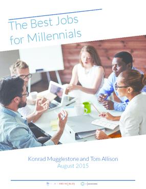 The Best Jobs for Millennials