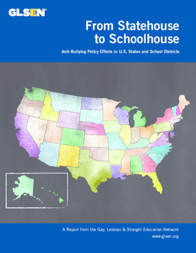 From Statehouse to Schoolhouse: Anti-Bullying Policy Efforts in U.S. States and School Districts