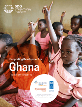 Supporting Development in Ghana: The Role of Foundations