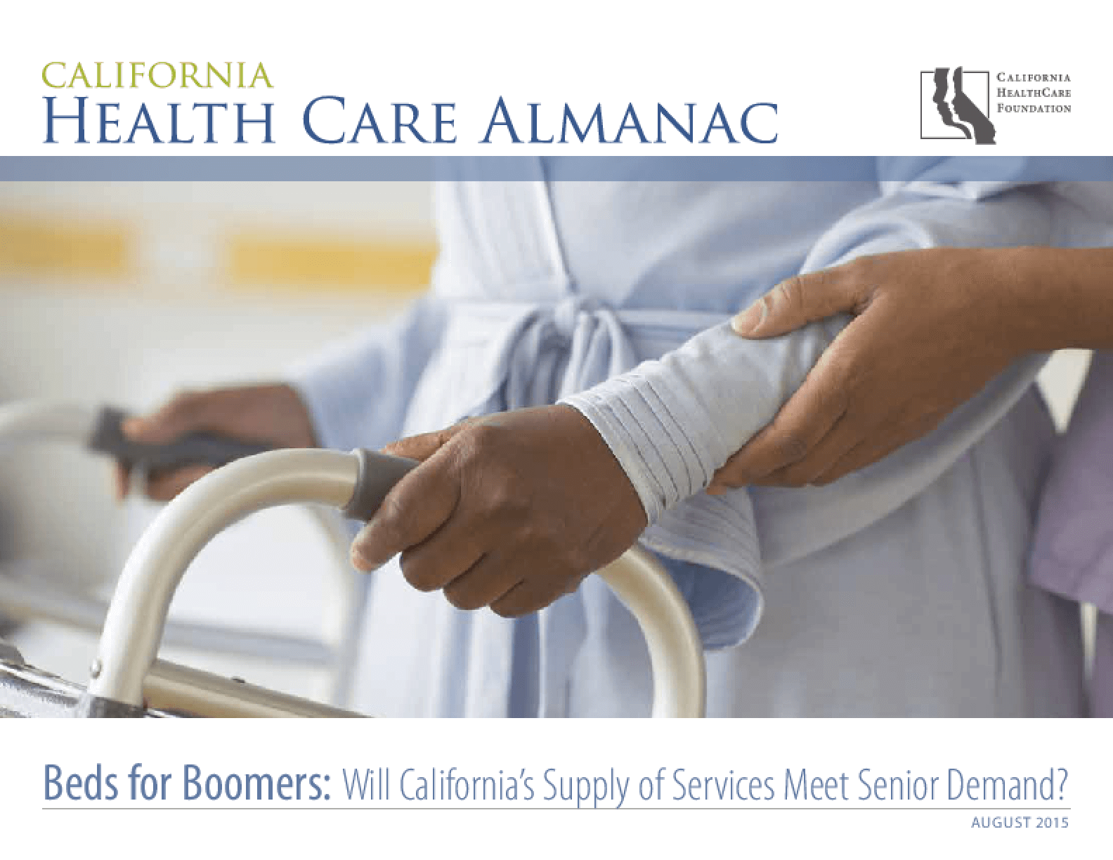 Beds for Boomers: Will California's Supply of Services Meet Senior Demand?