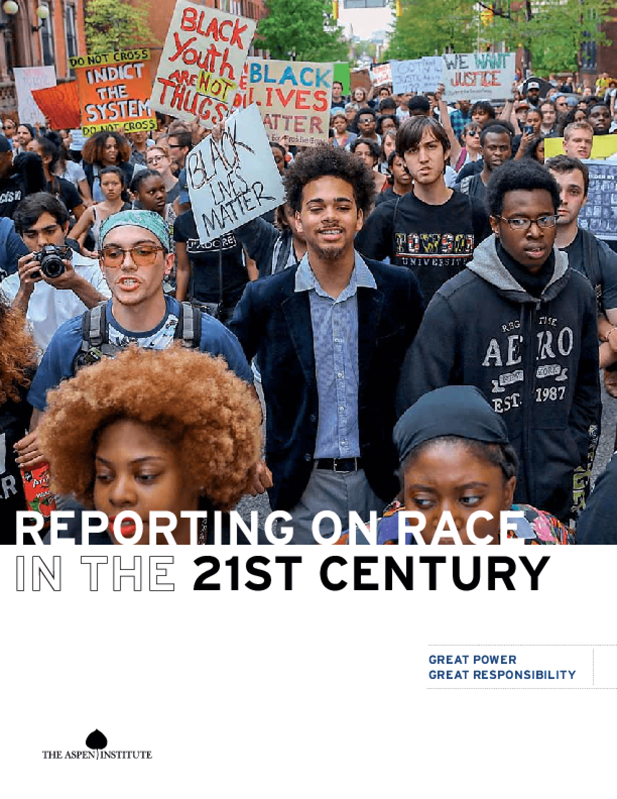 Reporting On Race In the 21st Century: Great Power Great Responsibility