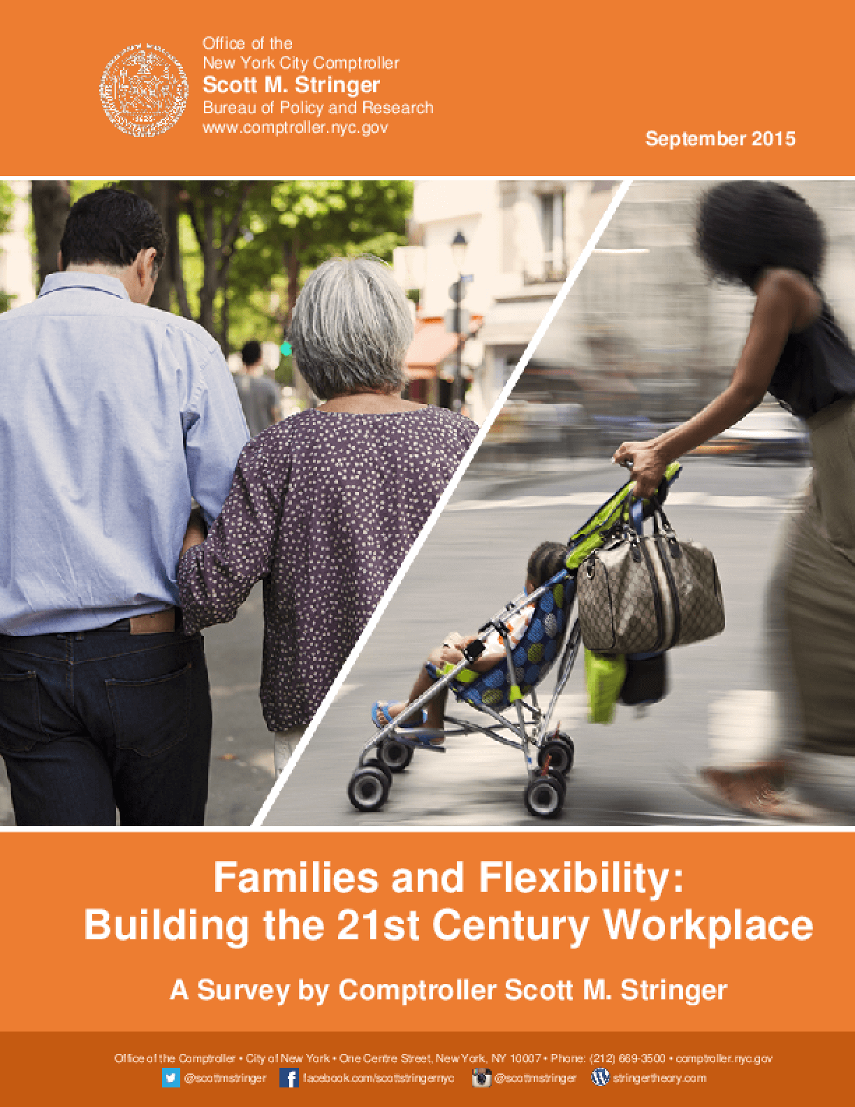 Families and Flexibility: Building the 21st Century Workplace