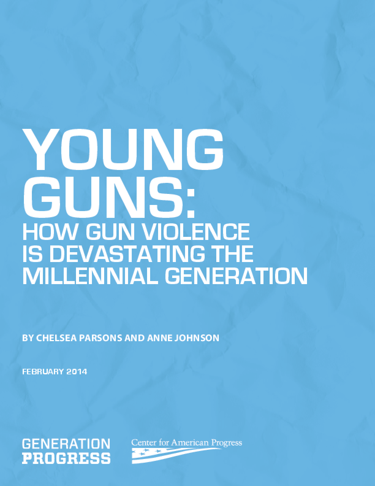 Young Guns: How Gun Violence Is Devastating the Millennial Generation