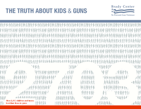 The Truth About Kids And Guns