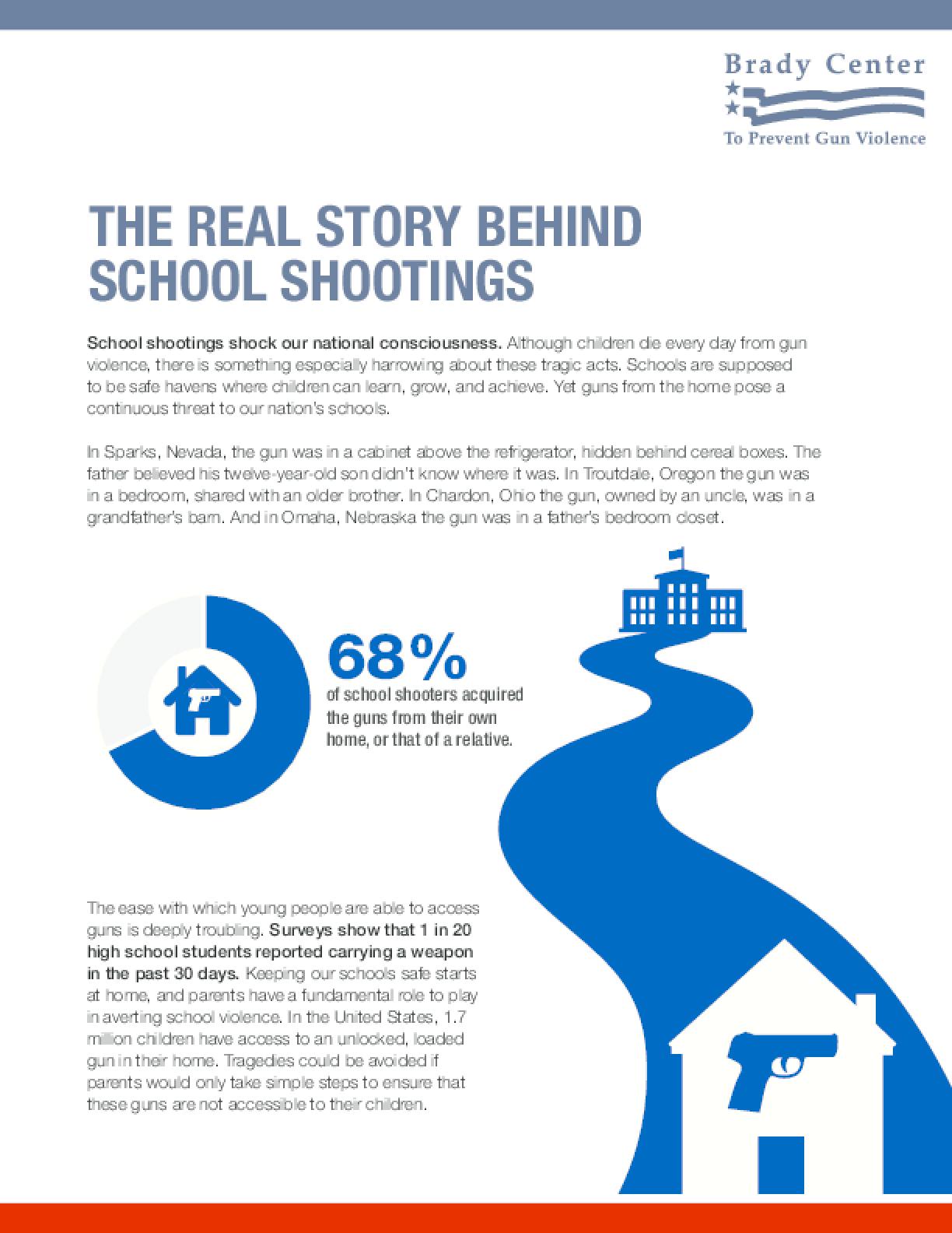 The Real Story Behind School Shootings