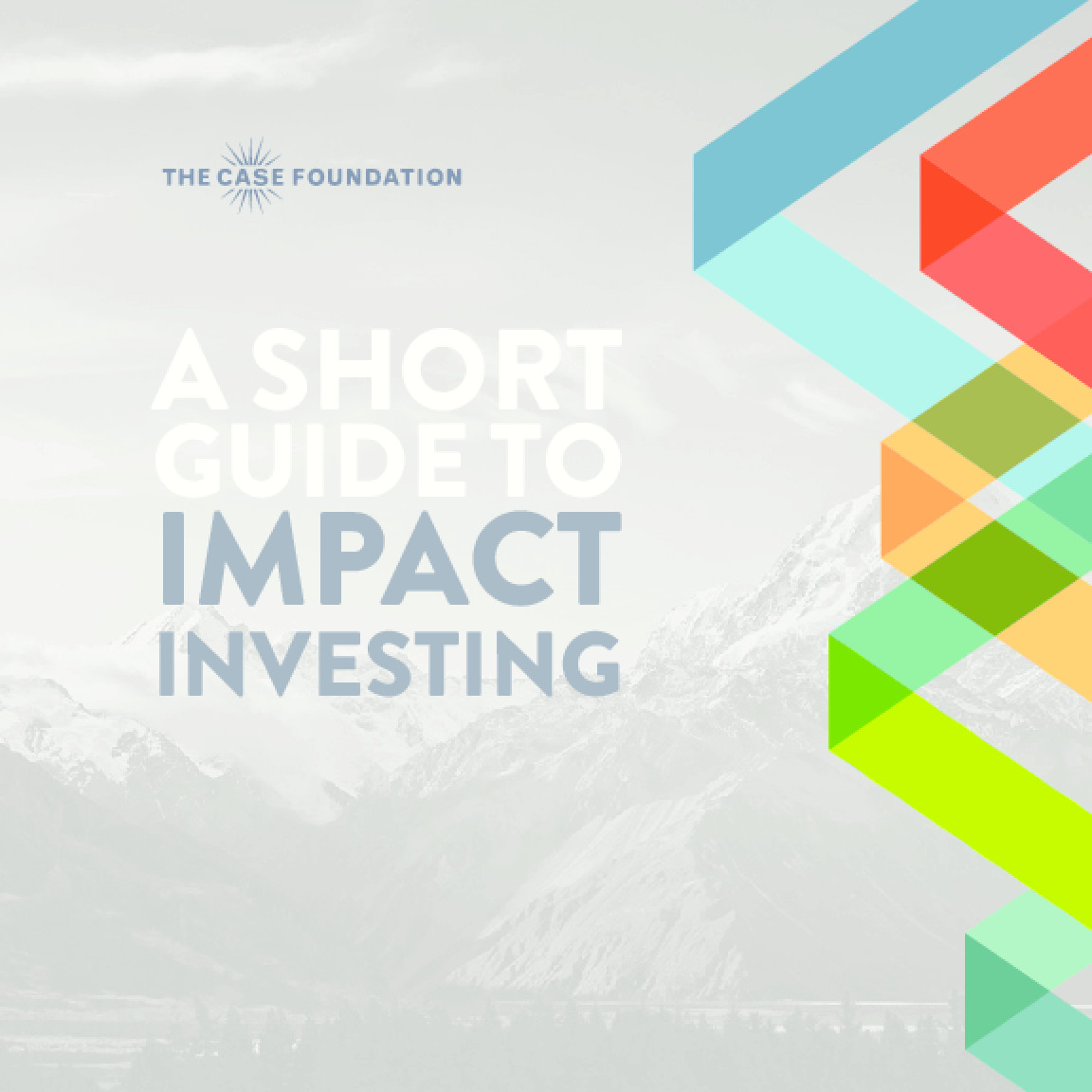 A Short Guide to Impact Investing