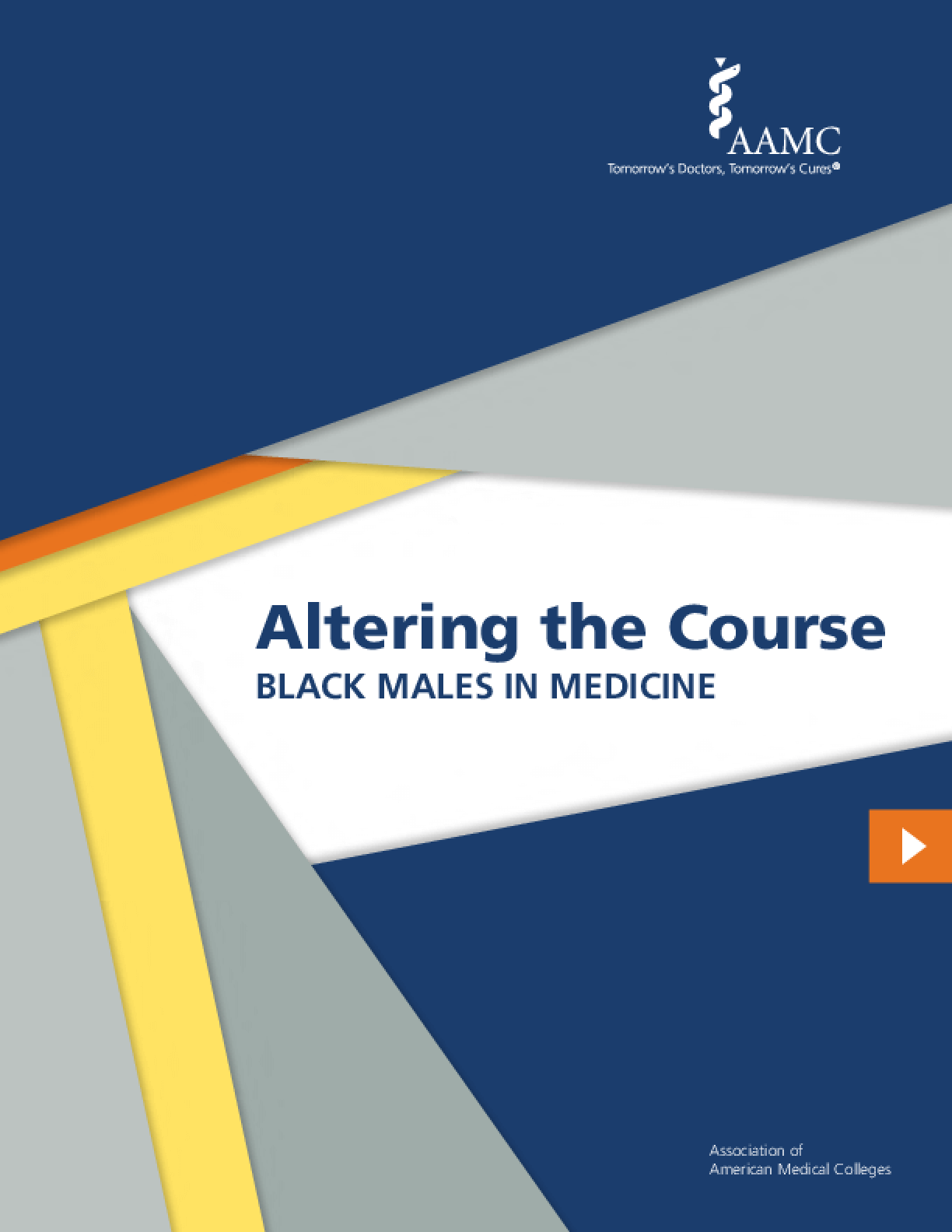 Altering the Course: Black Males In Medicine