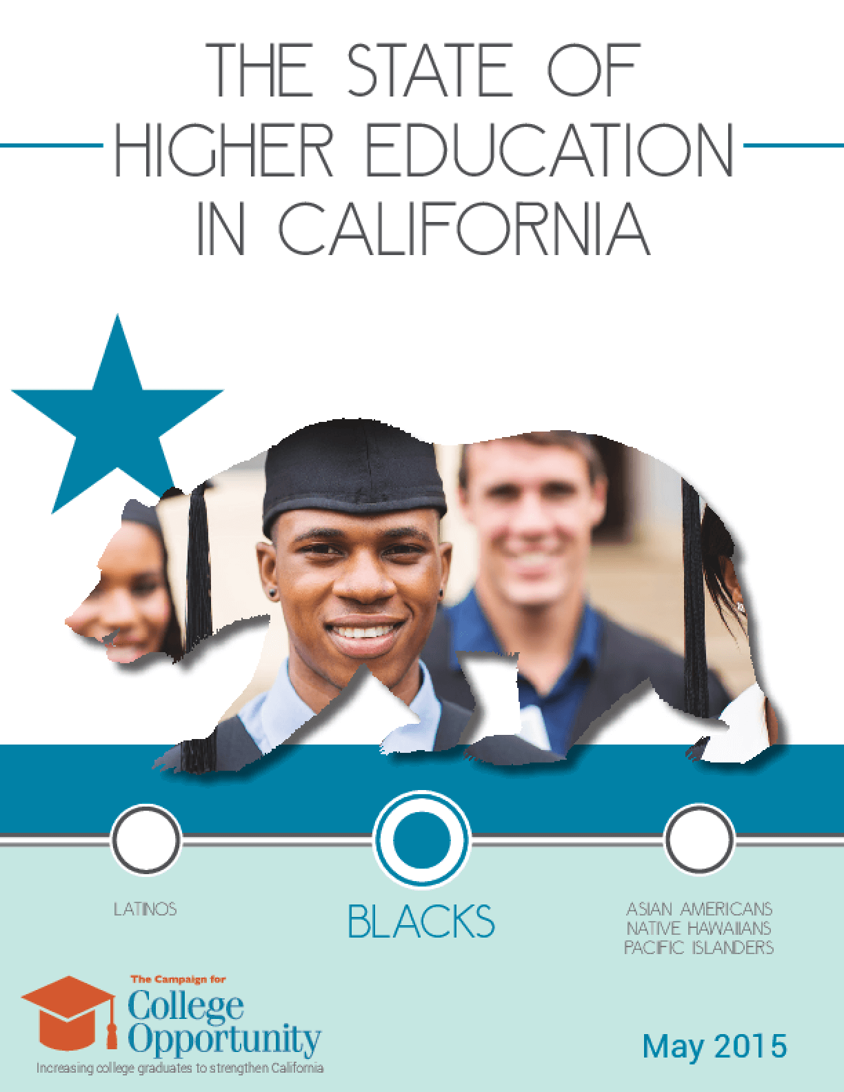 The State of Higher Education in California: Black Report