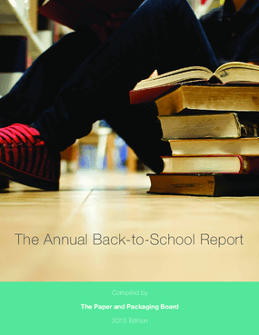 The Annual Back-to-School Report 2015
