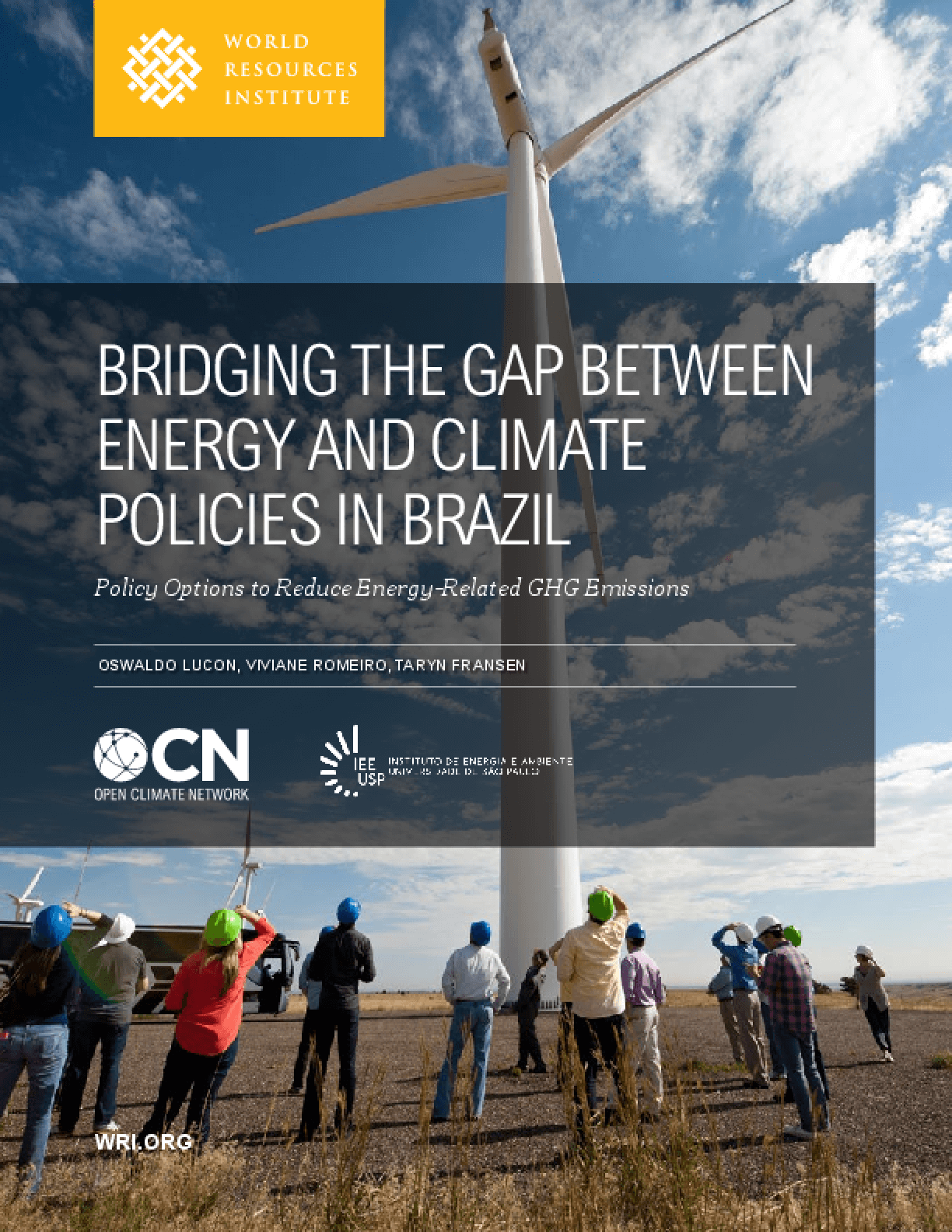 Bridging the Gap Between Energy and Climate Policies in Brazil: Policy Options to Reduce Energy-Related GHG Emissions
