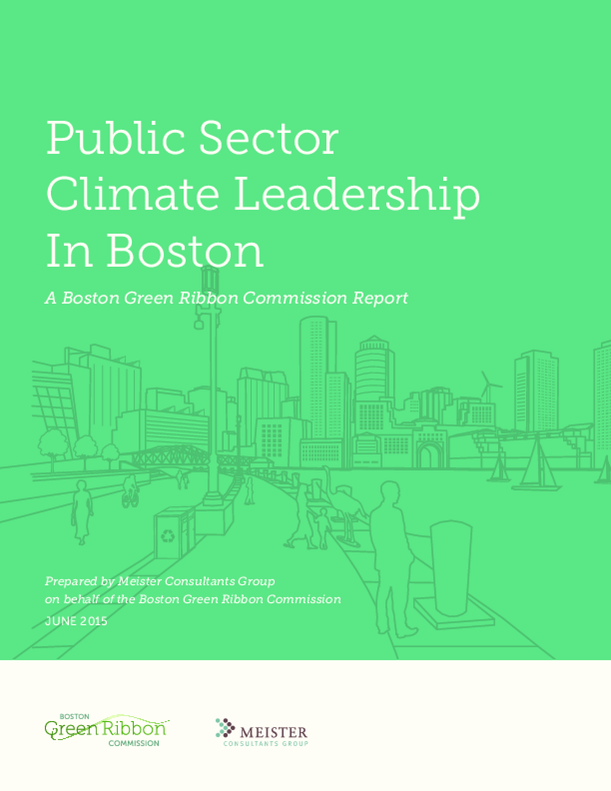 Public Sector Climate Leadership In Boston
