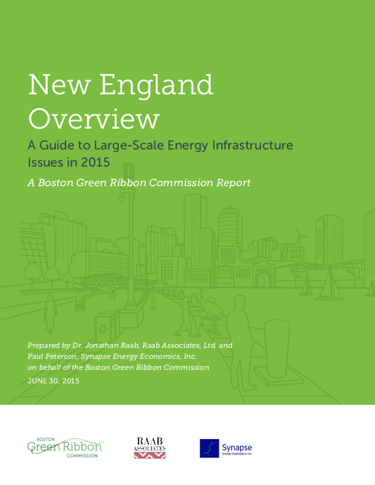 New England Overview: A Guide to Large-Scale Energy Infrastructure Issues in 2015