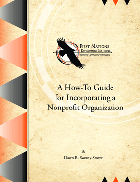 A How-To Guide for Incorporating a Nonprofit Organization