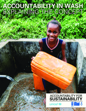 Accountability in WASH: Explaining the Concept