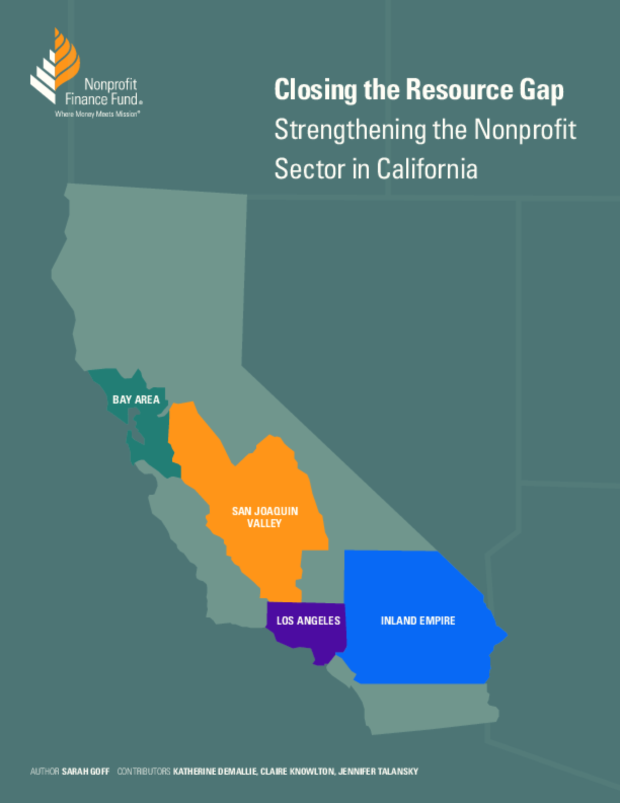 Closing the Resource Gap: Strengthening the Nonprofit Sector in California