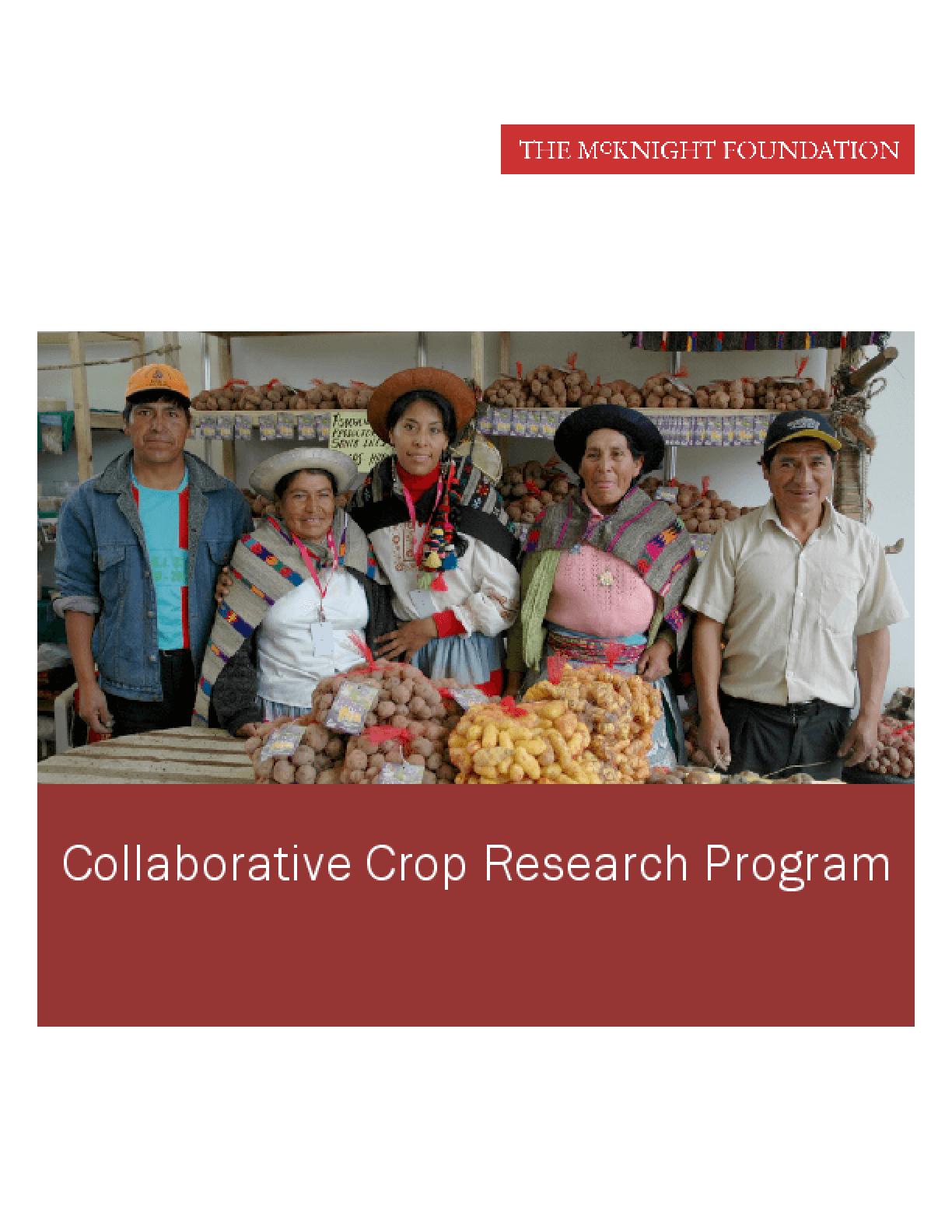 Collaborative Crop Research Program