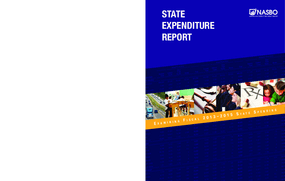 State Expenditure Report: Examing Fiscal 2013 - 2015 State Spending