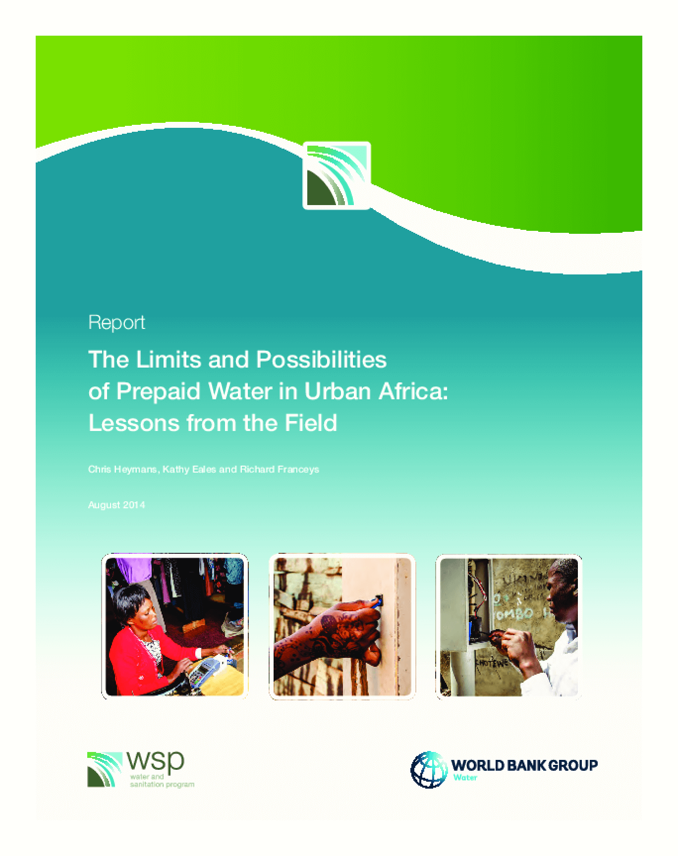 The Limits and Possibilities of Prepaid Water in Urban Africa: Lessons From the Field