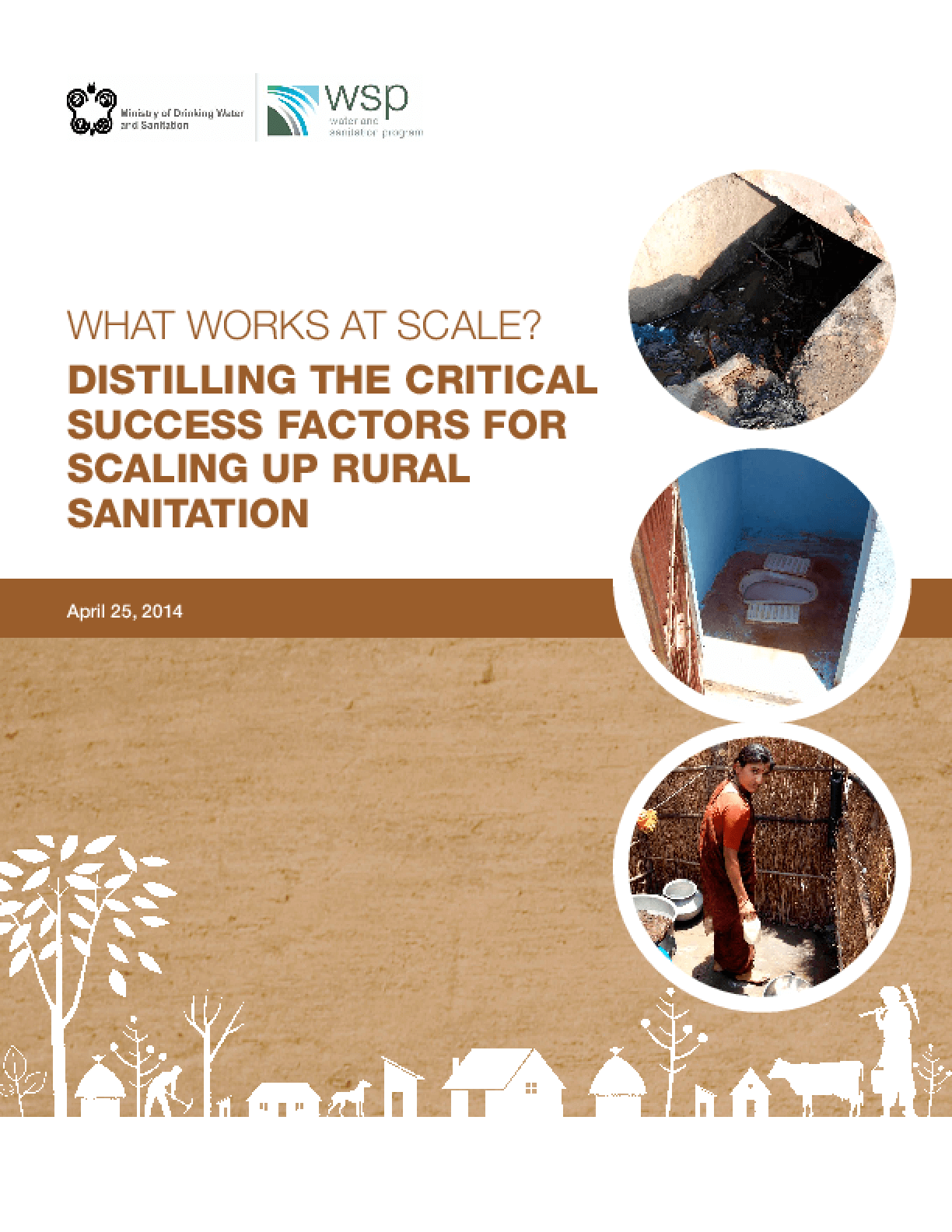 What Works at Scale? Distilling the Critical Success Factors for Scaling Up Rural Sanitation