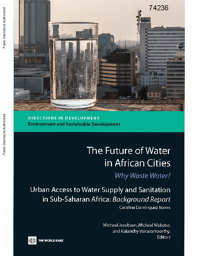 The Future of Water in African Cities: Why Waste Water? Urban Acces to Water Supply and Sanitation in Sub-Saharan Africa, Background Report